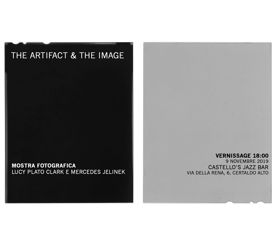 THE ARTEFACT & THE IMAGE - Mostra fotografica